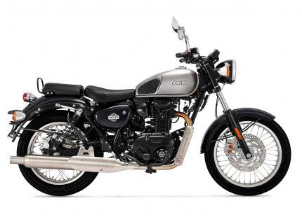 Imperiale 400 E5 (Cinza)