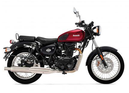 Imperiale 400 E5 (Vermelho)