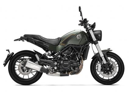 Leoncino 500 E5_Green